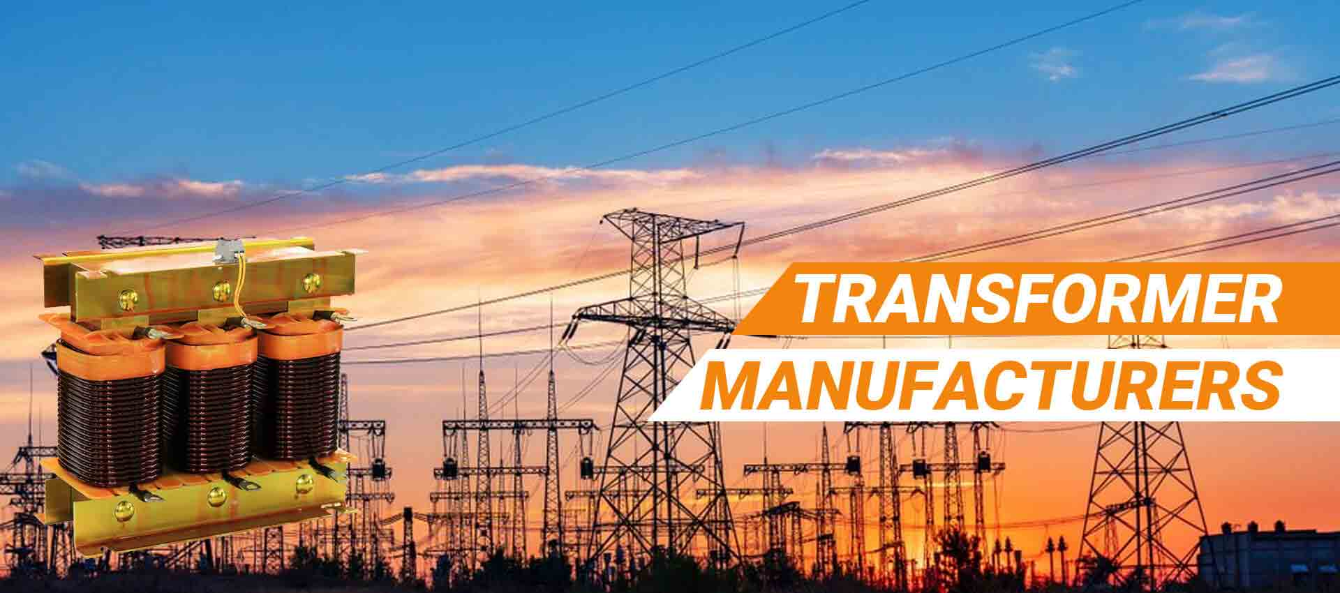 Transformer Manufacturers In Mumbai